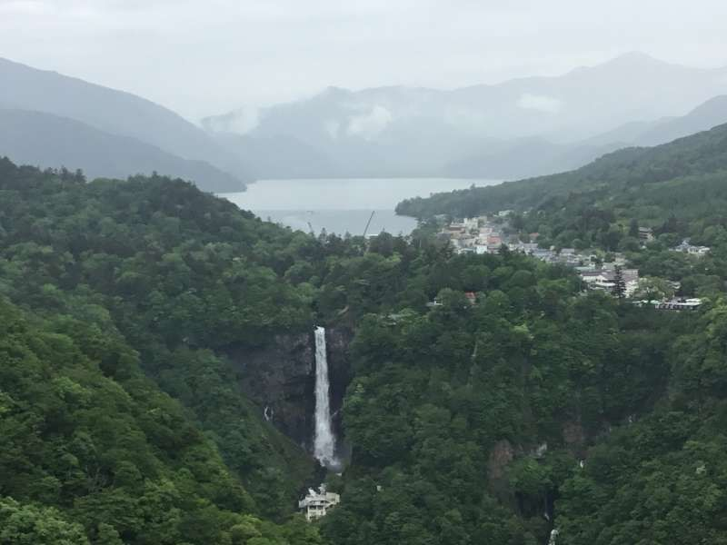 Nikko area one of the greatest tour spot in Japan