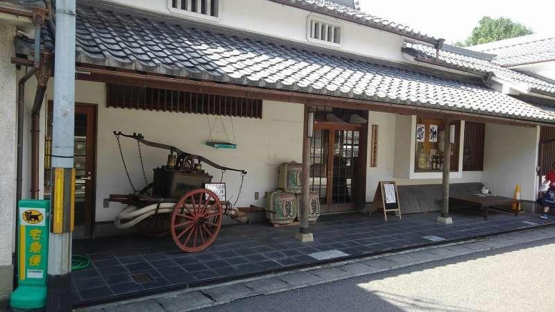 Sake brewery Mihuku