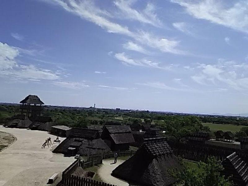 Yoshinogari Ruin in Kanzaki