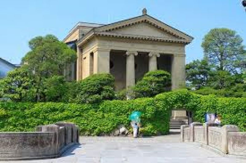 Ohara Museum of Art, Japan's oldest western museum in Kurashiki