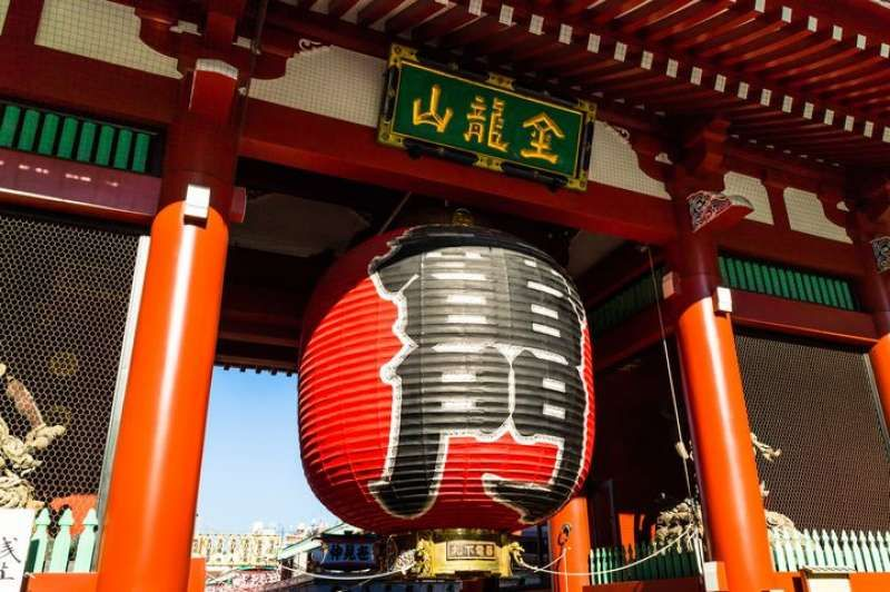 Asakusa, Thunder Gate.