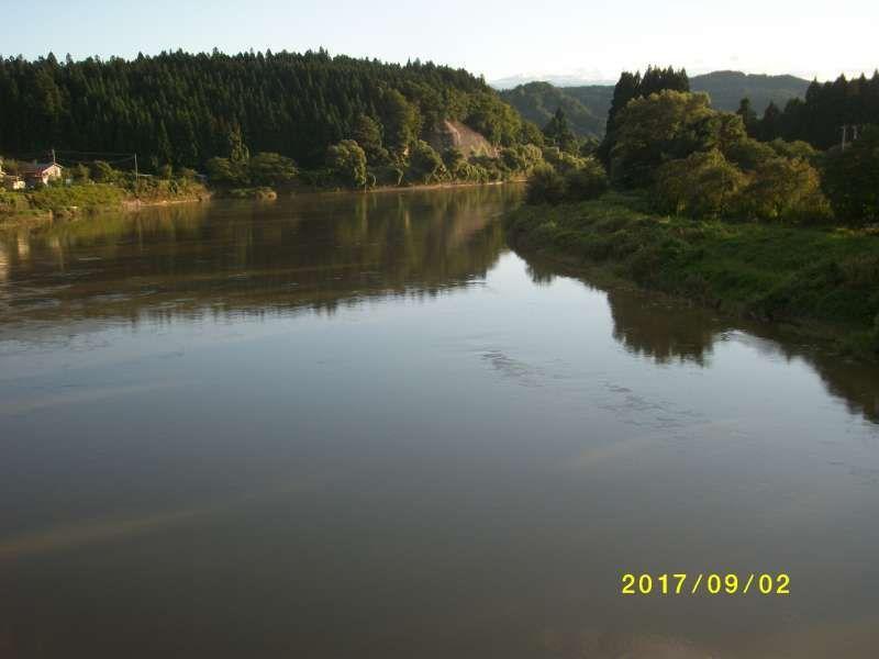 The Mogami  River