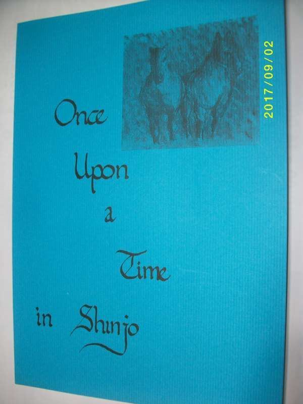 Once-upon-a-time in Shinjo(my book)
