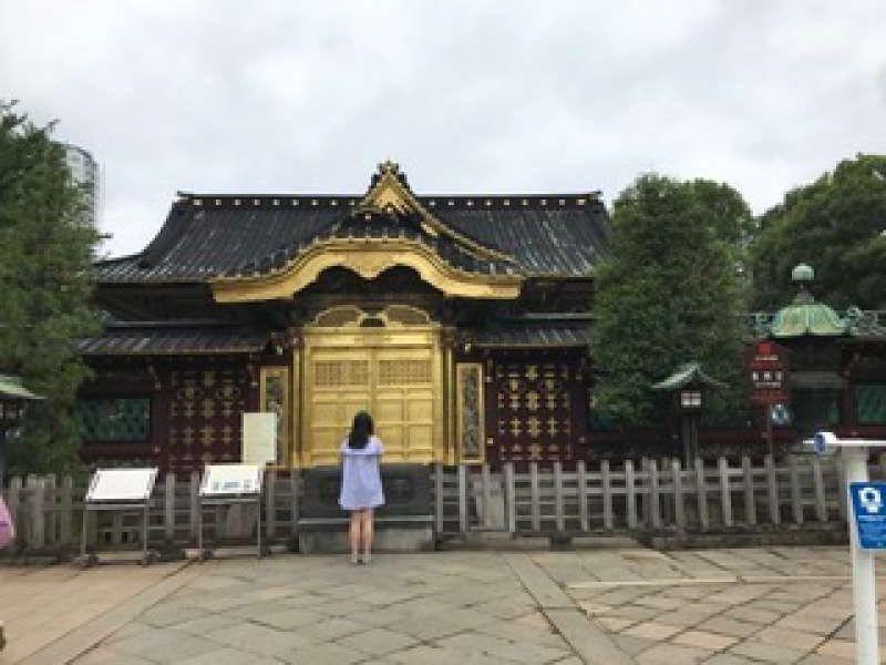 Ueno Toshogu : Spirits of Tokygawa Shogun is enshrined