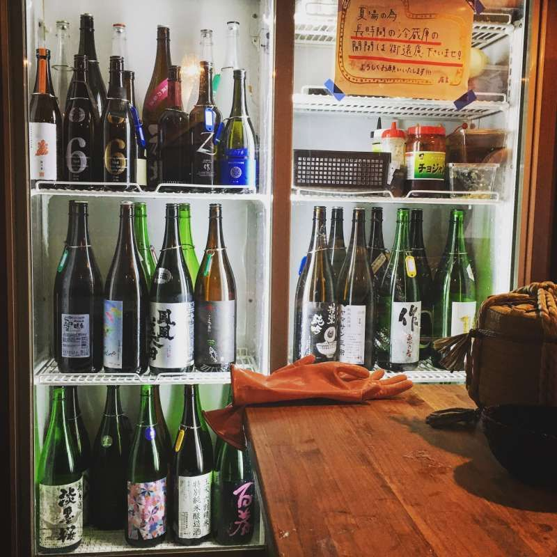 Sake is my favorite drink and I can organize a bar hopping tour as well.