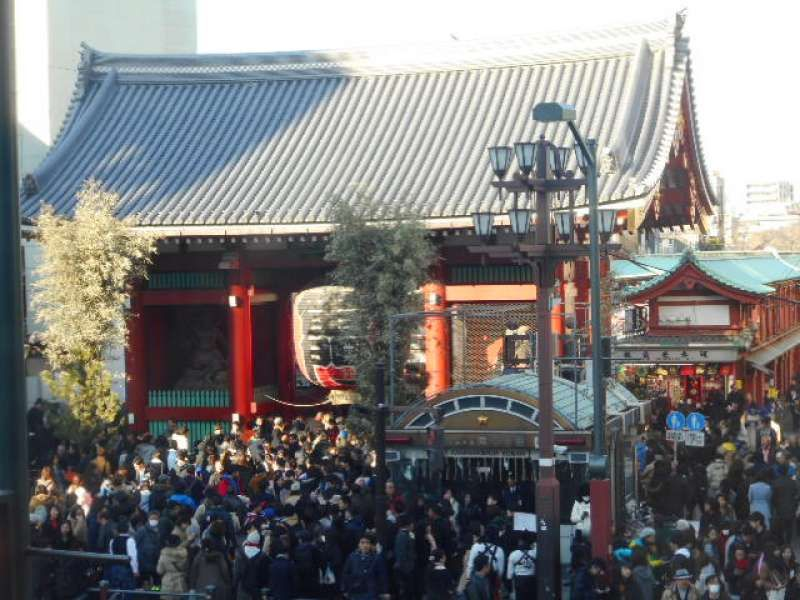 Thunder Gate of Asakusa