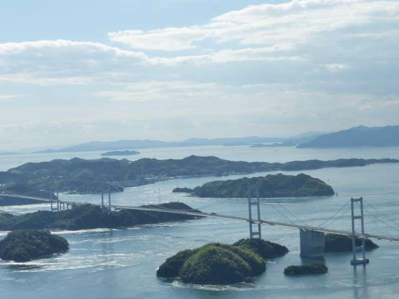 Kurushima-Kaikyo Bridges