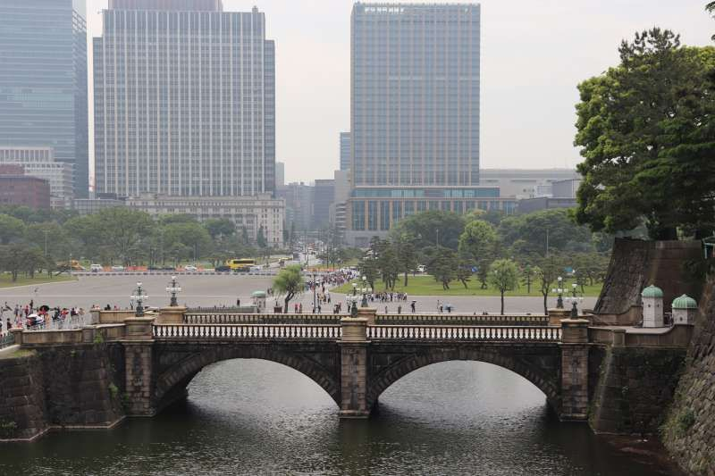 Iron Bridge in Imperial Palace