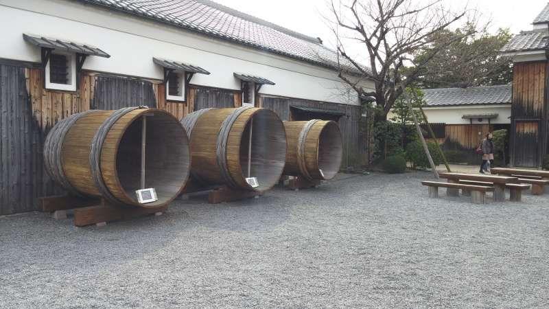 Fushimi Sake brewery