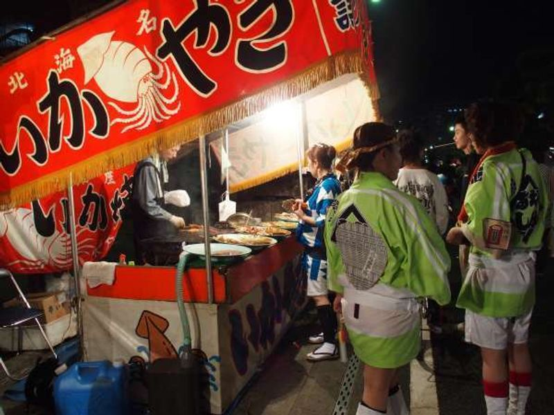 Participating in a local festival will give you an unforgettable memory.
