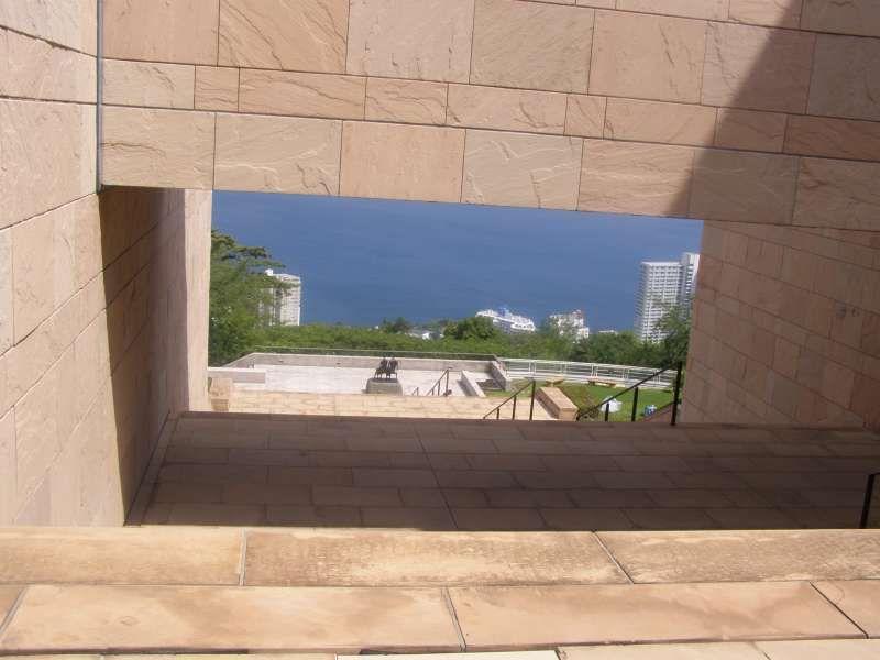 MOA Museum offers a splendid view plus art works