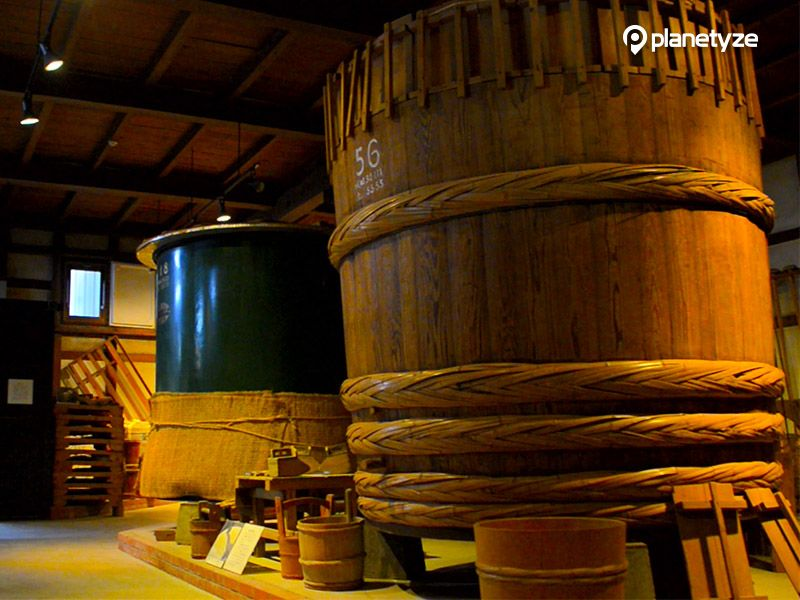 Sekinoichi Sake Brewery