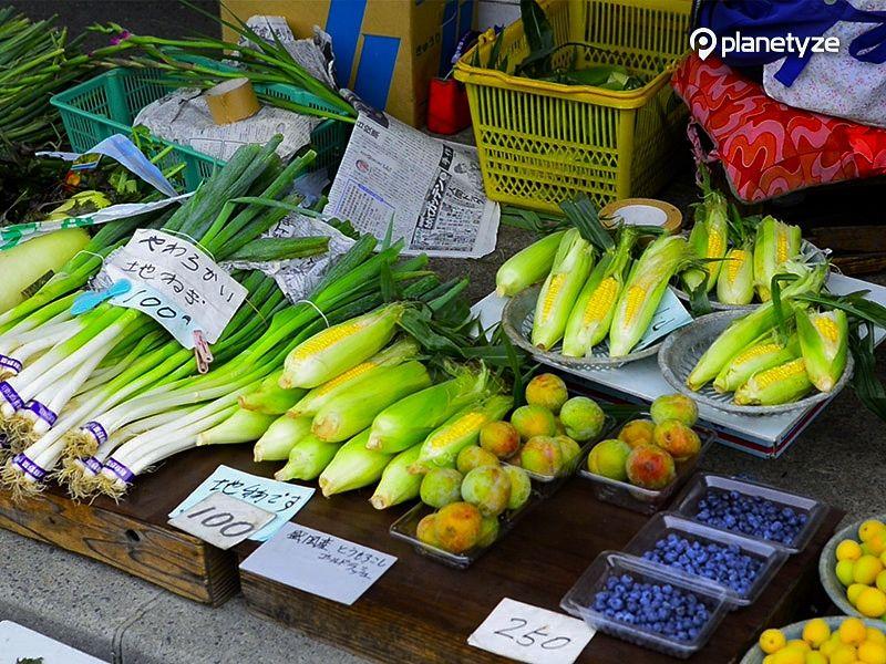 Morioka Mikoda Morning Market