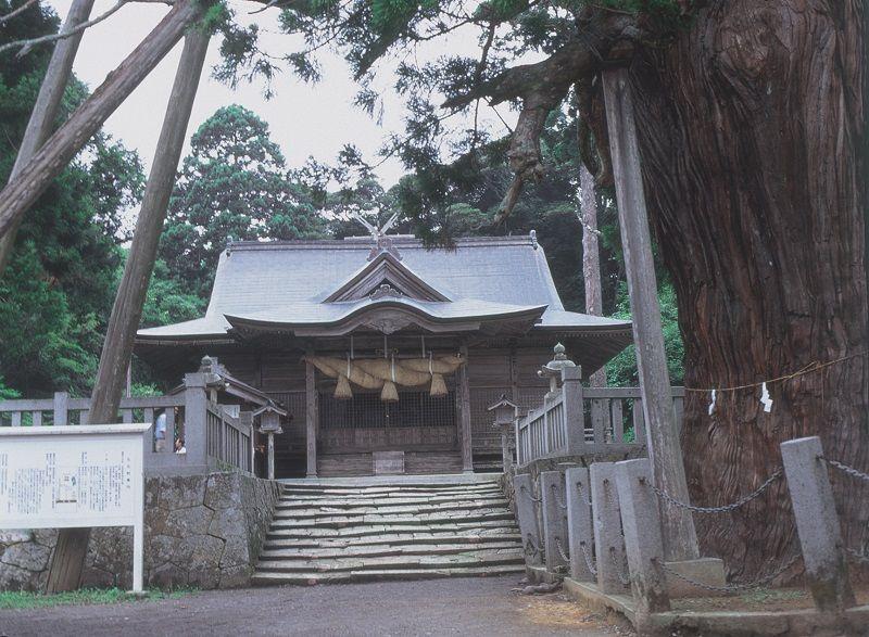 Tamawakasu-no-mikoto Shrine