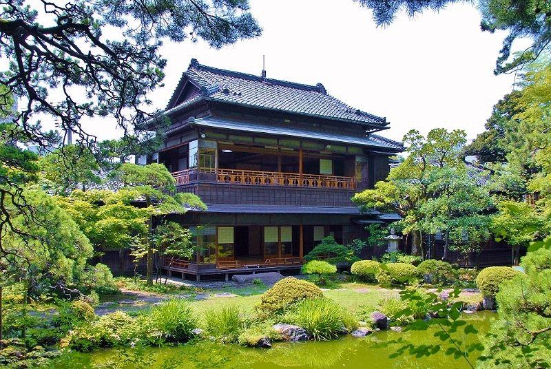 Old Saito Villa