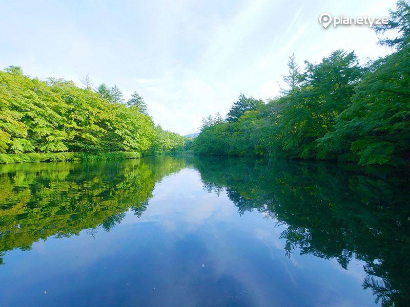 Kumoba Pond