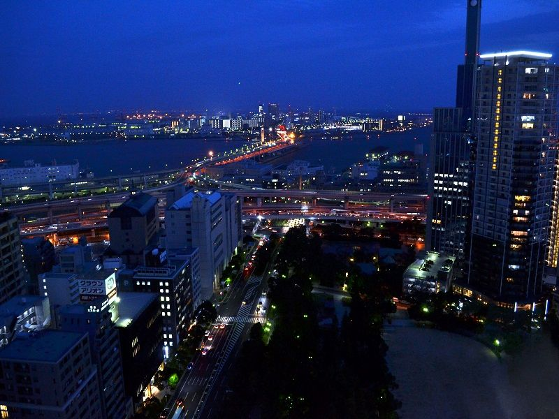 Kobe City Hall Observation Deck