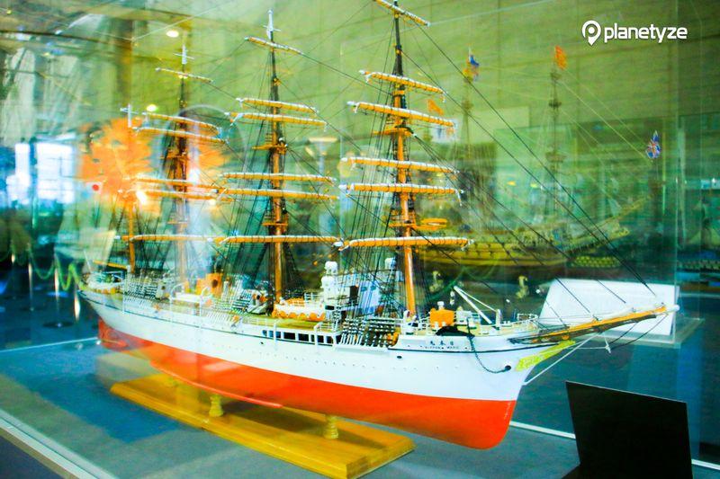 Kobe Maritime Museum – Kawasaki World