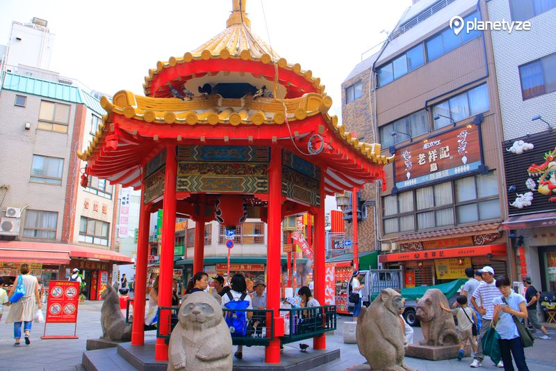 Nankinmachi (Chinatown)