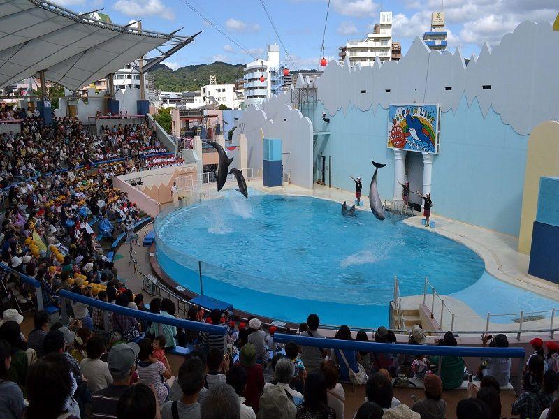 Kobe Suma Aqualife Park