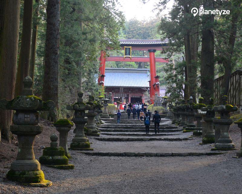 Kitaguchi Hongu Fuji Sengen- jinja Shrine