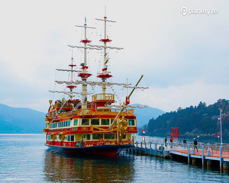 Hakone Sightseeing Cruises