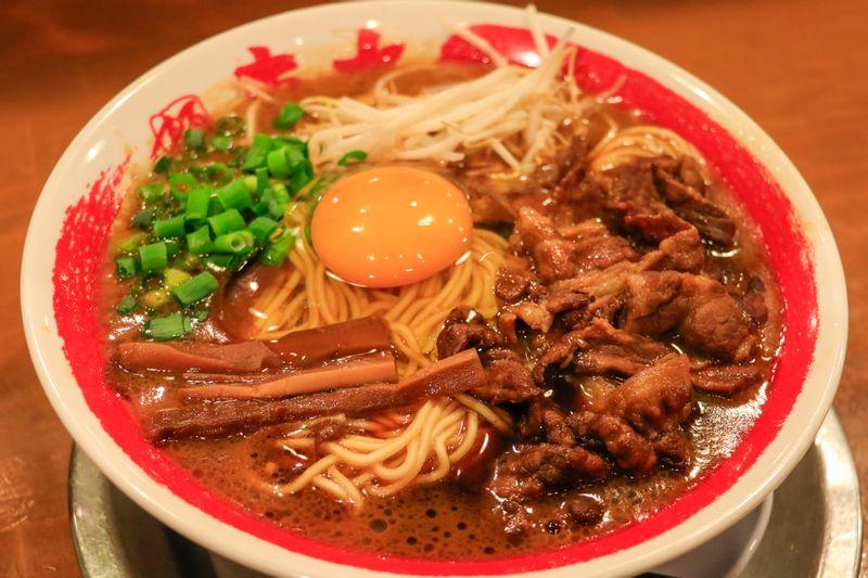Tokushima Ramen