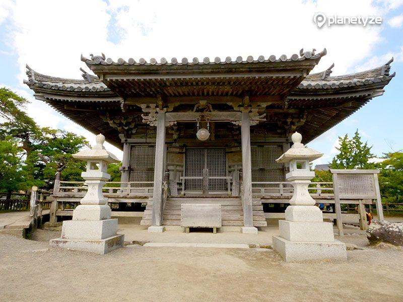 Godaido Temple