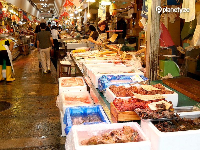 Aomori Gyosai Center (Furukawa Market)