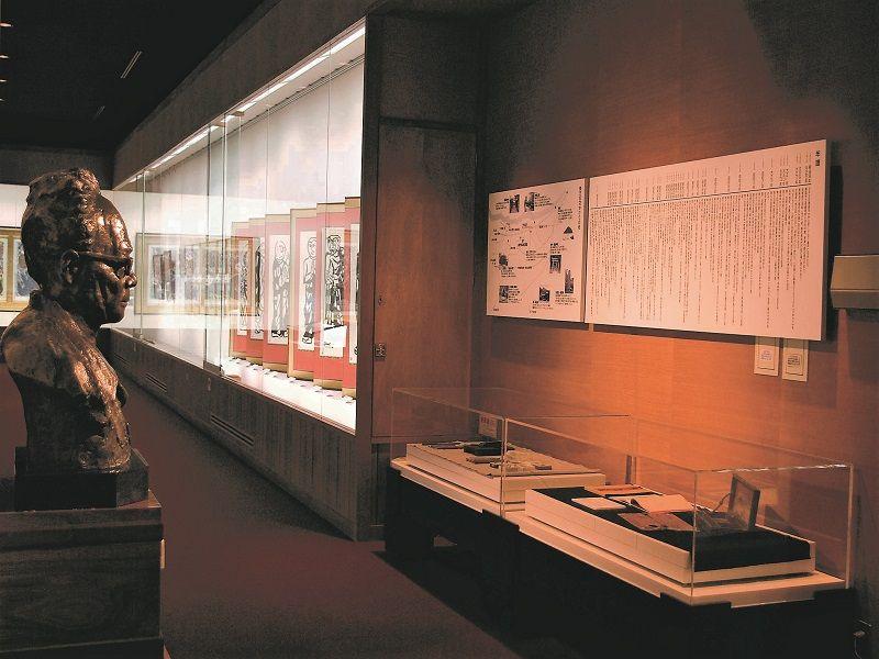 Munakata Shiko Memorial Museum