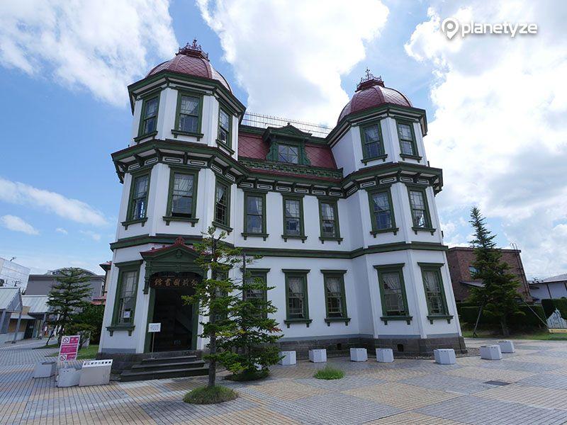 Former Hirosaki City Library