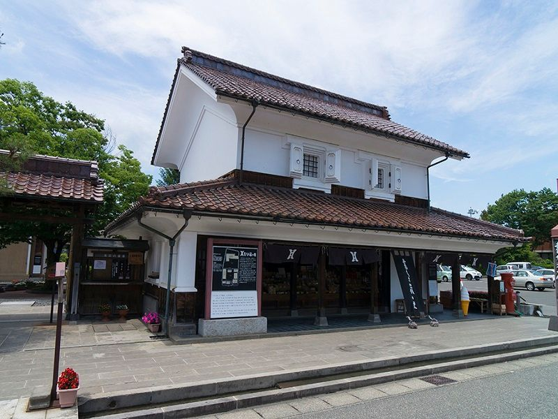Kitakata Kura-no-Sato (Warehouse Village)
