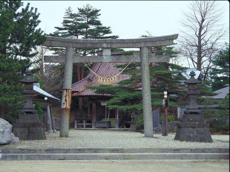 Naruko Onsen Shrine