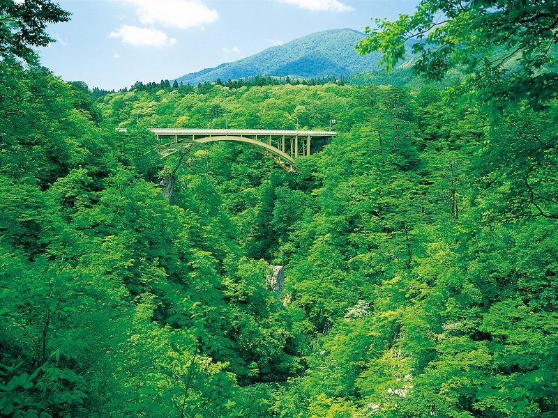 Naruko-kyo Gorge