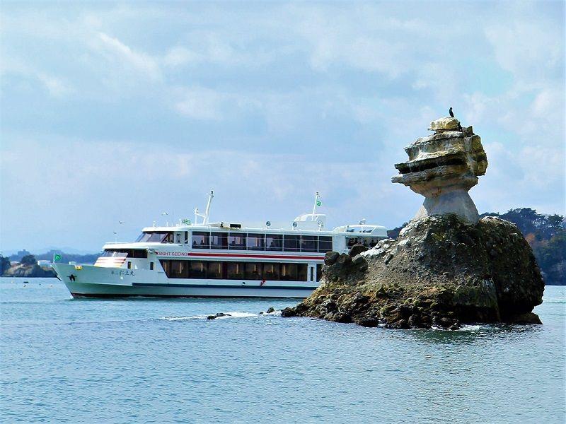 Matsushima Island Tour Sightseeing Cruises