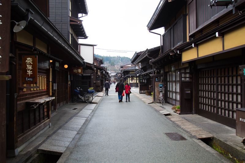 Ninomachi Street/Sannomachi