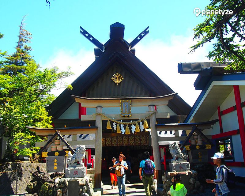 Fujisan Komitake Shrine