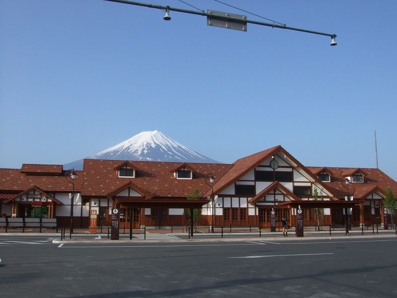 Kawaguchi-ko Station