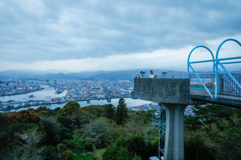 Godaisan Observatory