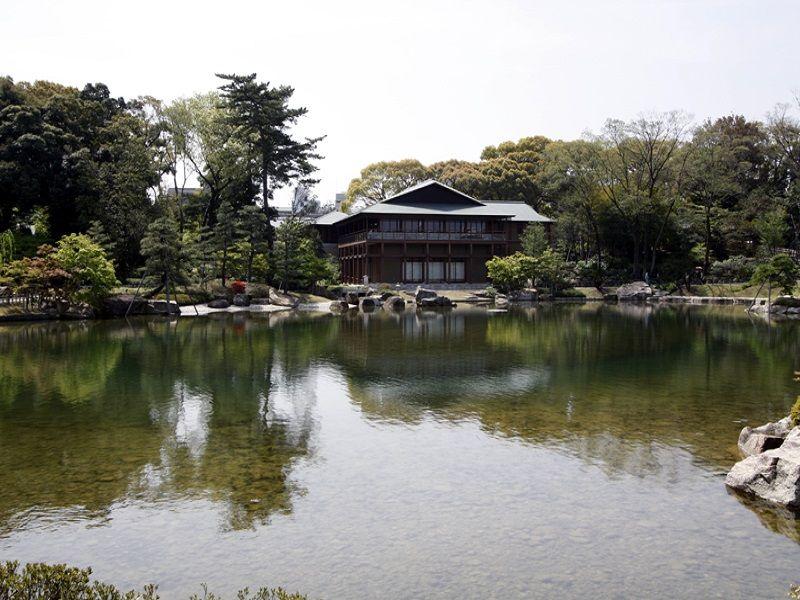 Tokugawa-en Garden