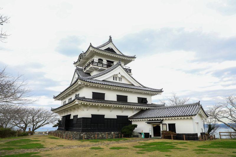 Tateyama Castle/Shiroyama Park