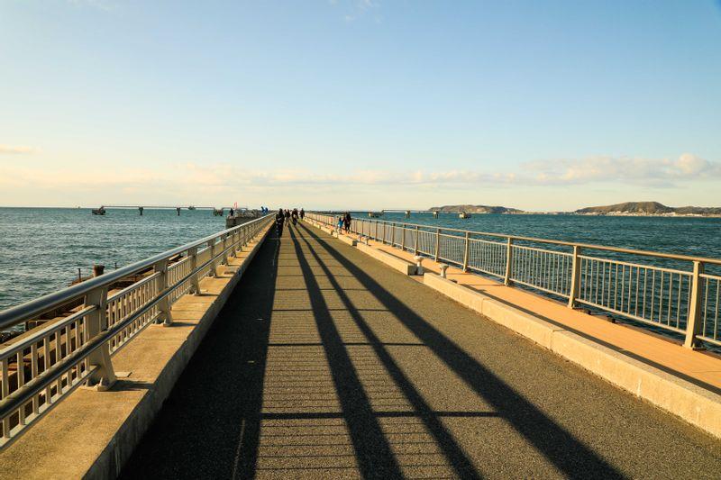 Tateyama Yuhi Sanbashi (Tateyama Sunset Pier)