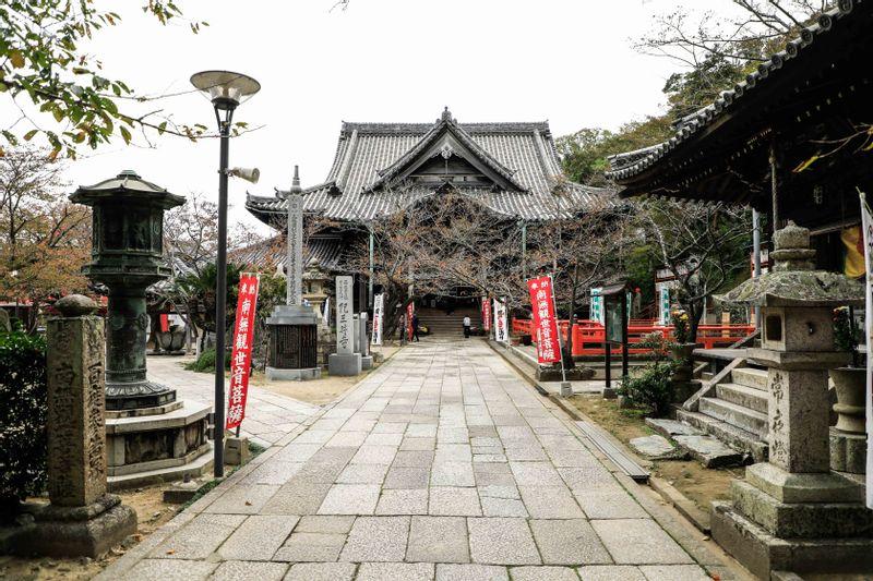 Ki-mii-dera Temple