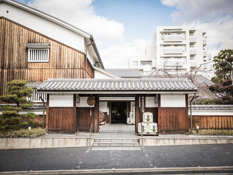 Kiku Masamune Sake Brewery Museum
