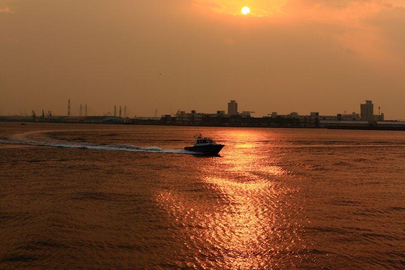 The Port of Nagoya
