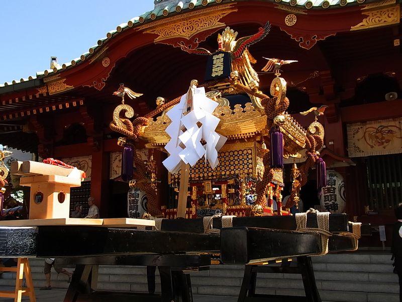 The Kanda Festival