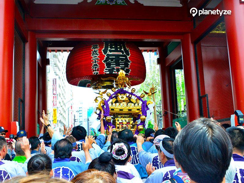 Sanja Matsuri (Sanja Festival)