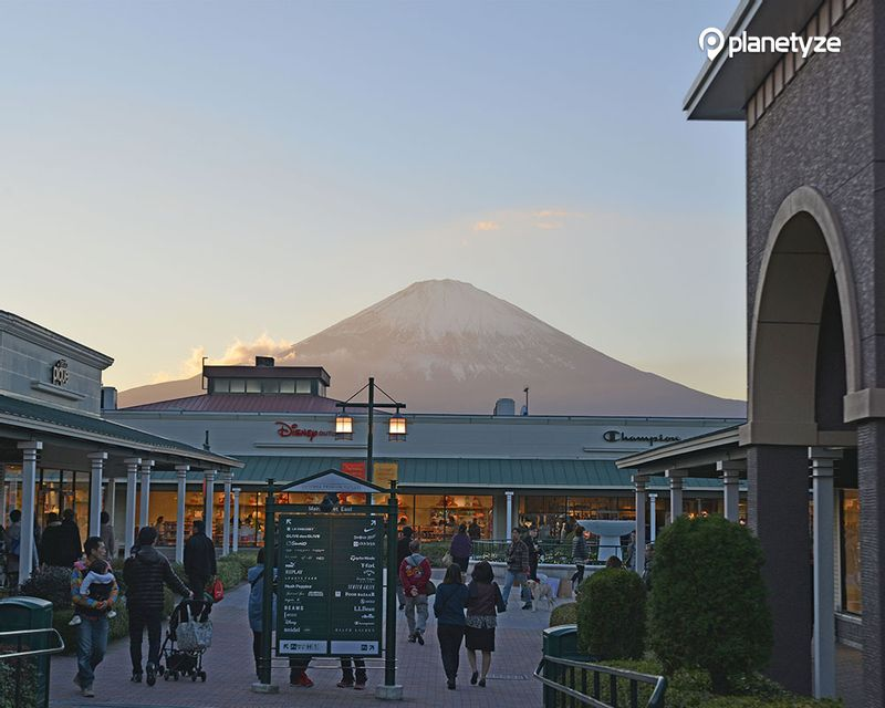 Gotemba Premium Outlets