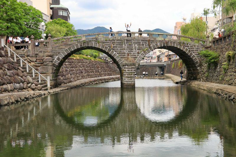 Meganebashi (Spectacles) Bridge