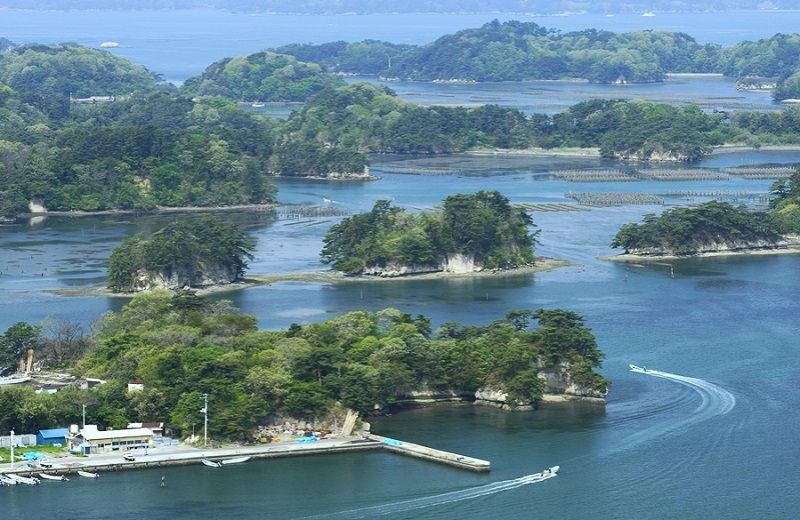 The Four Views of Matsushima